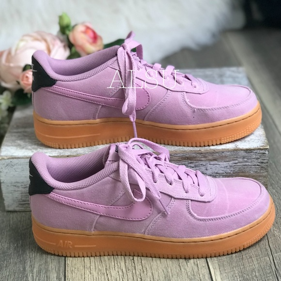 Descompostura Resplandor madre  Nike Shoes | Air Force 1 Lv8 Style Gs Arctic Pink W Authen | Poshmark